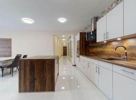 Nový 3 izb. apartmán č.24  /100.7 m2/ balkón 9 m2/ Piešťany