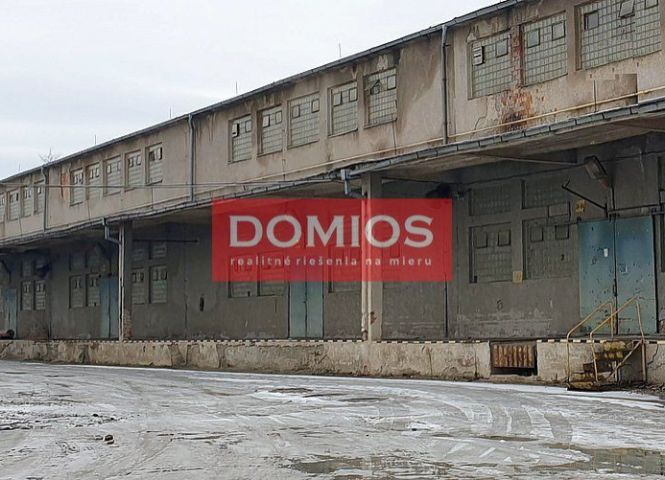 skladovacie - Košice-Juh - Fotografia 1