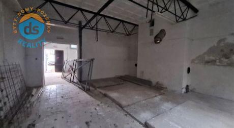 Na predaj komerčný priestor - byt , sklad, kancelária, výroba, 329 m2, Trenčín ul. Partizánska