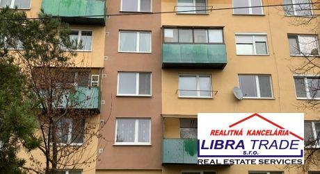 IBA U NÁS! Predaj 2/3 izb byt s balkónom v Šuranoch ul.MDŽ.