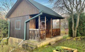Záhradná chata s veľkým pozemkom v Prešove