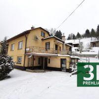 Rodinný dom, Bardejov, 160 m², Pôvodný stav