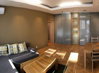 BA II. Ružinov 2 izbový zariadený byt na Medzilaboreckej