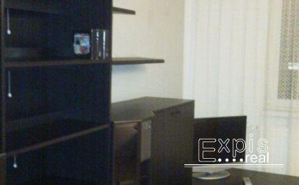 PRENÁJOM priestranný 1-izbový byt  v RUŽINOVE na Haburskej ulici.Expisreal