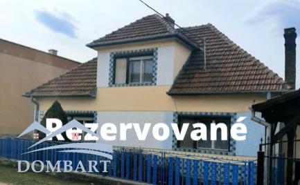 Rodinný dom v Trenčíne s krásnym pozemkom/1350 m2/ teraz za 149.000 Eur!!