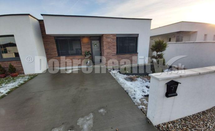 Novostavba 4-izbový rodinný dom v Košútoch