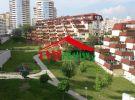 Na predaj 4 izbový byt s veľkou 40m2 terasou a dvojgarážou, tehlový dom, Karlova Ves