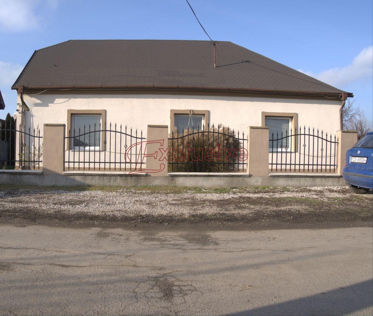 Rodinný dom-Predaj-Hviezdoslavov-267500.00 €