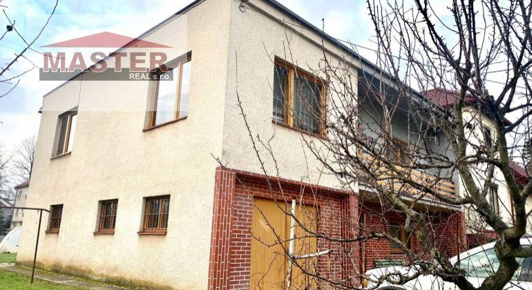 Exkluzívne na predaj 6i rodinný dom v Bánovciach n/B-kúsok od Centra
