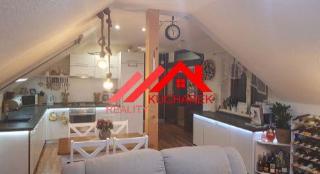 Kuchárek-real: EXKLUZÍVNE!!! Ponuka dvojgeneračného rodinného dom s dvoma samostatnými bytovými jednotkami. Viničné.