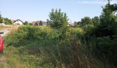 Pozemok na developerský projekt Zálesie, Terchovská.