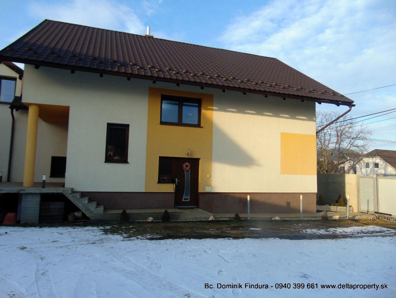 Rodinný dom-Predaj-Spišský Štvrtok-205000.00 €