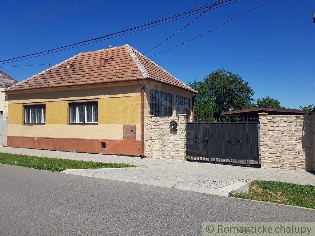 Rodinný dom-Predaj-Brestovany-125000.00 €