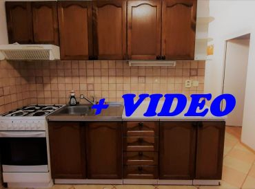 ViP Video. Prenájom - Byt 2+1, 54 m2, prerobený, zariadený - Sliač