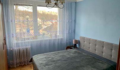 Na predaj 3.izbový byt Karlova Ves, Pod Rovnicami.