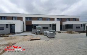 Na predaj posledná novostavba 4-izbového rodinného domu s garážou v Trenčíne, časť Nozdrkovce