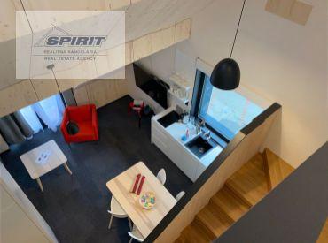 Dokončený mezonetový apartmán v Demänovej Village na predaj - Liptovský Mikuláš