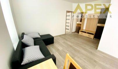 Exkluzívne APEX reality prenájom zariadeného 2i bytu v Dvorníkoch, 50 m2