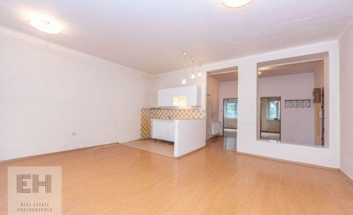 3-izbový byt v centre Bratislavy, pri Medickej záhrade, Francisciho ul., 72,60 m2, tehla