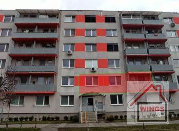 4 izbový byt Železničná ul. Sereď