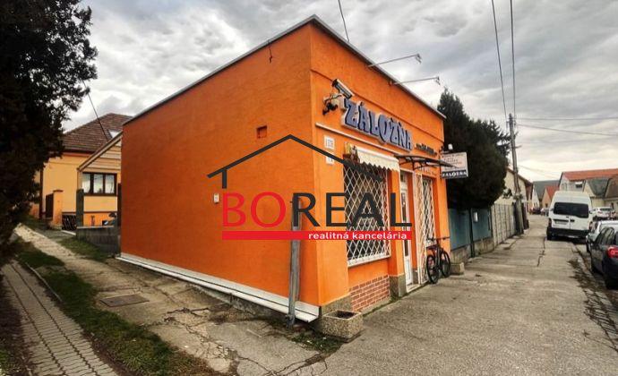 Obchodný objekt, 40,6 m2, Pri vinohradoch, Bratislava - Rača na predaj