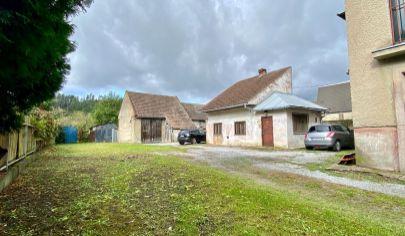 Dom Lietavská Lúčka s pozemkom 725 m2