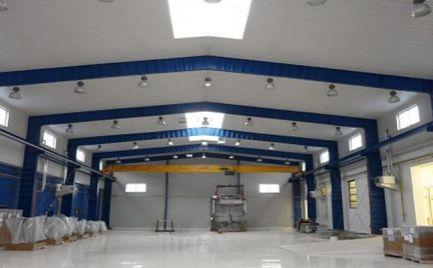 Skladové, výrobné a obchodné priestory cca 3250 – 5000 m2