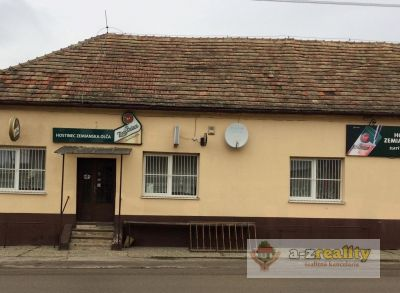 3044 Komerčný objekt v obci Zemianska Olča