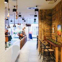 Reštaurácia, Bratislava-Staré Mesto, 220 m², Kompletná rekonštrukcia