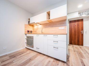 1i byt, 37 m2 – BA- Ružinov: spokojné bývanie vo vyhľadávanej lokalite s výborným dopravným spojením