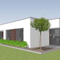 Rodinný dom, Hrubá Borša, 128 m², Novostavba
