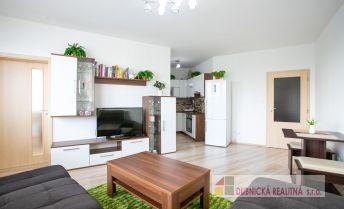 REZERVOVANÝ -na predaj novostavba 2 izbového bytu v Nemšovej.
