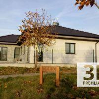 Rodinný dom, Hrubá Borša, 137 m², Novostavba