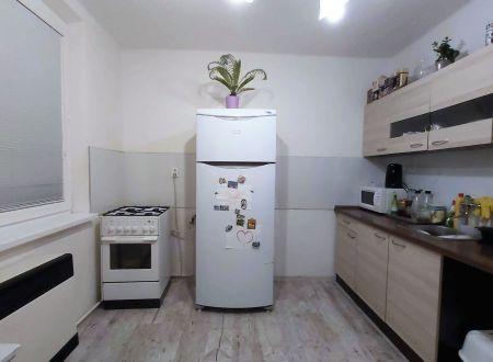 3 izbový byt - Krnča - rekonštrukcia