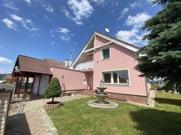 Výhradne iba u nás!!! Tehlový rodinný dom , Žilina - Trnové (1082m2) s garážou + bazén , Vyhľadávaná lokalita