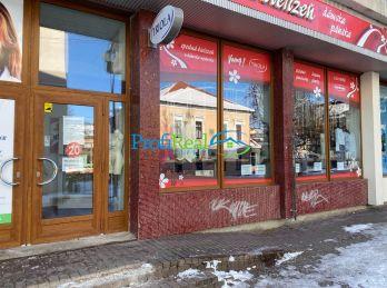 Prenájom obchodných priestorov v centre mesta Poprad