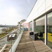 2 izbový byt, Bratislava-Staré Mesto, 75 m², Novostavba