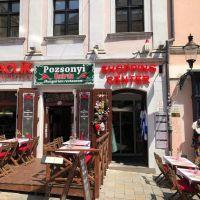Reštaurácia, Bratislava-Staré Mesto, 58 m², Kompletná rekonštrukcia
