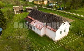 PREAJ: Chalupa v Potoku, 94 m2, obec Potok, okres Rimavská Sobota
