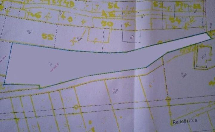 Na predaj pozemok v Čabe