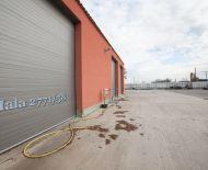 Prenájom vykurovanej garáže/servisu/skladu 329m2, voľné plochy 14.000m2