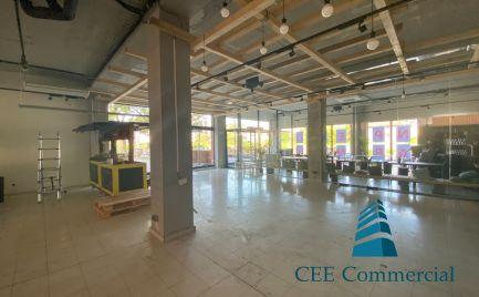 Obchodný priestor na prenájom, 400 m2, BA -m.č. Nové Mesto