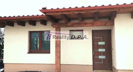 Na predaj novostavba rodinného domu vo Vrútkach