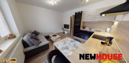 !!PREDANÝ!! Ponúkame Vám exkluzívne na predaj moderný 2 izbový byt v novostavbe v meste Nová Dubnica