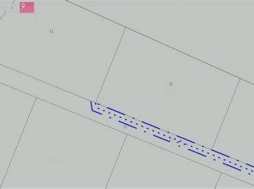Stavebný pozemok, Kotrčiná Lúčka, 540 m2