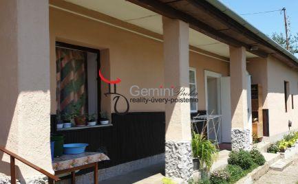GEMINIBROKER ponúka v obci Ináncs dom gazdovského typu vo veľmi dobrom stave
