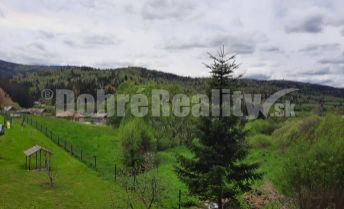 PREDAJ: Pozemok - orná pôda, 1992 m2, Závadka nad Hronom
