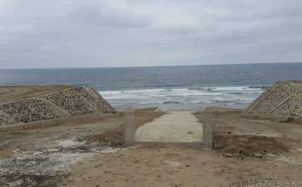Plaz - Pozemky- Ekvador- Pri Oceane