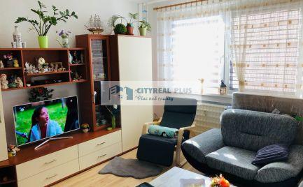REZERVOVANÉ Predám 3-izbový byt  Šurany