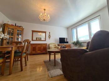 Exkluzívne na predaj veľkometrážny zrekonštruovaný 3.izb byt v Nitre na Klokočine